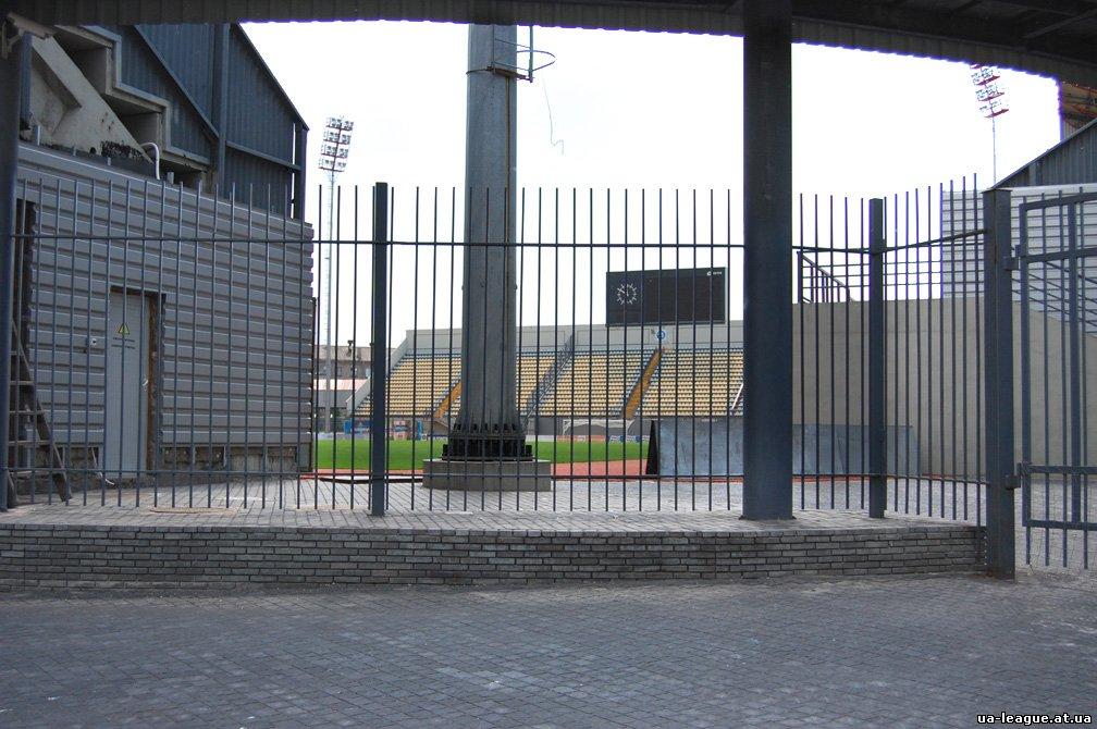 Наши стадионы.  Славутич-Арена.